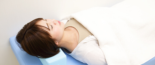鎮静剤を用いて楽に受けられる無痛胃カメラ・大腸カメラ