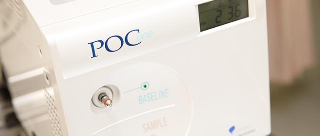 ピロリ菌をその場で診断できるPOCを導入