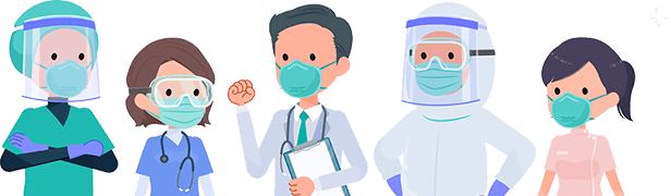 当院のコロナ感染対策