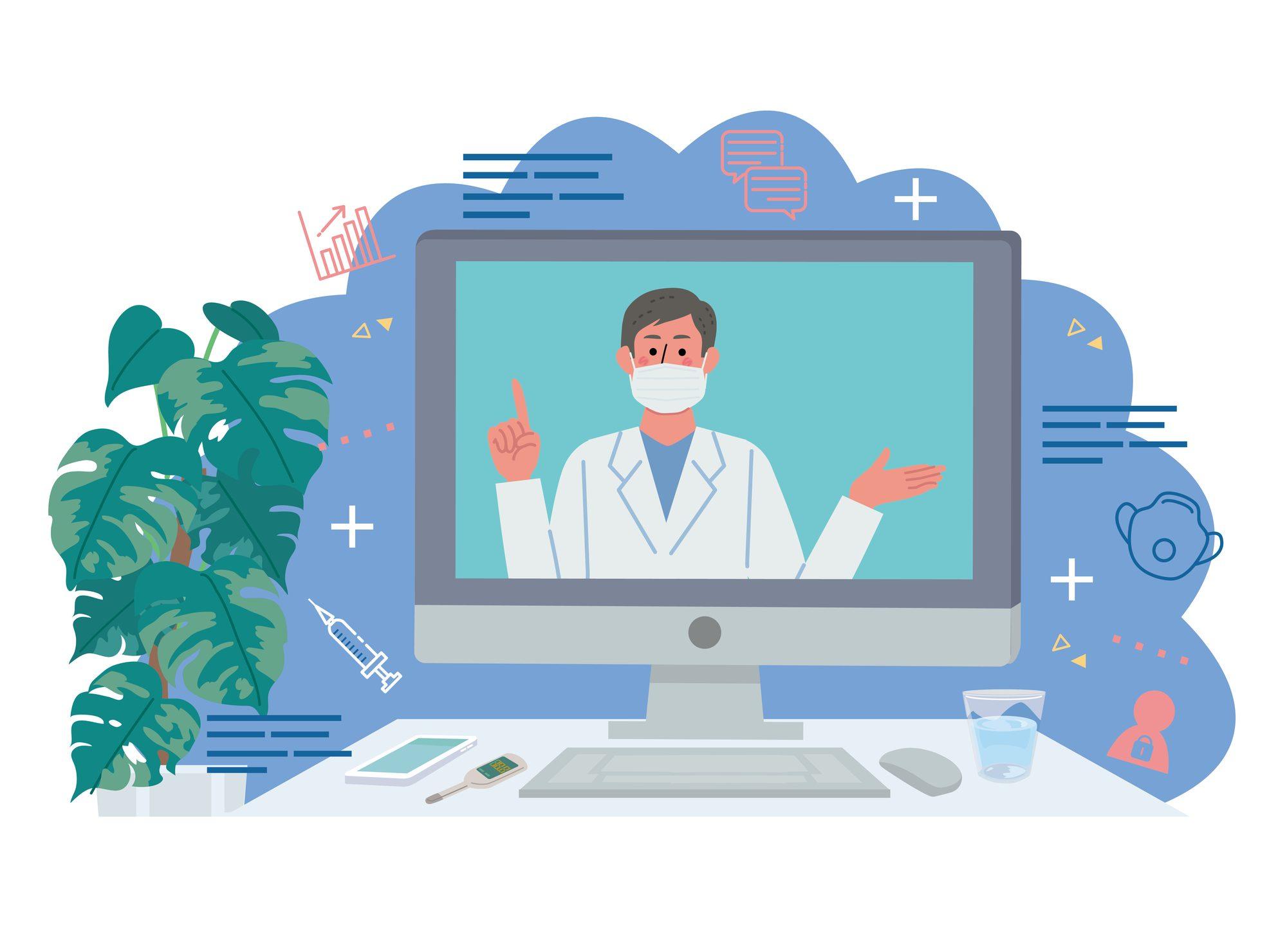 オンライン診察を導入