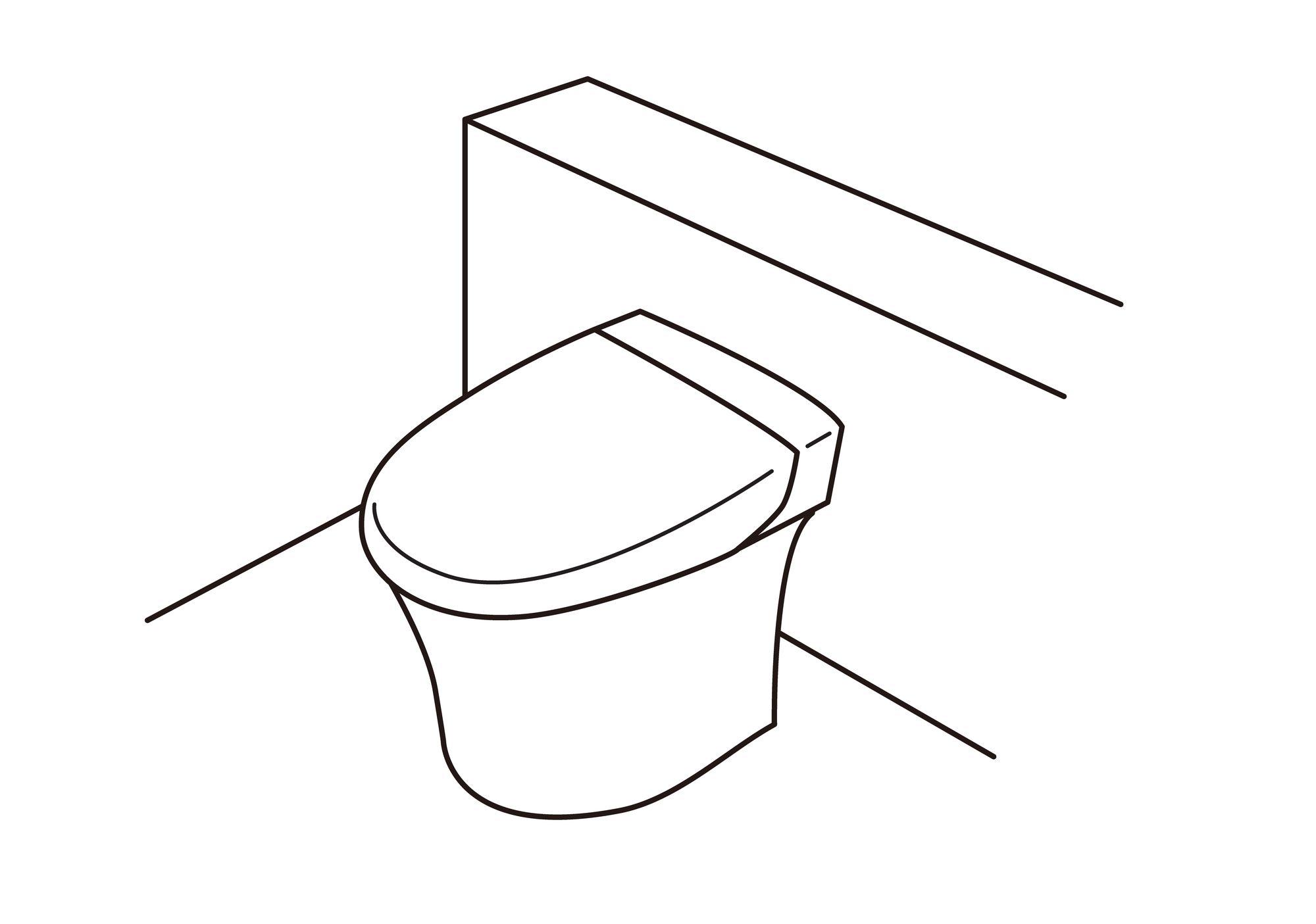 大腸カメラは専用トイレを完備
